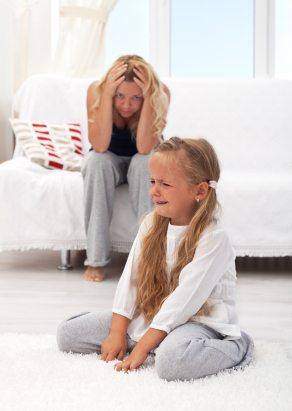 frustration, parenting