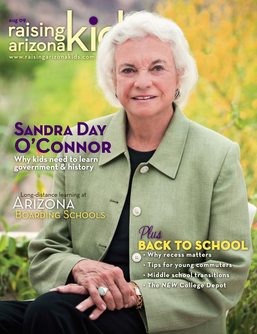Sandra Day O'Connor, Supreme Court Justice