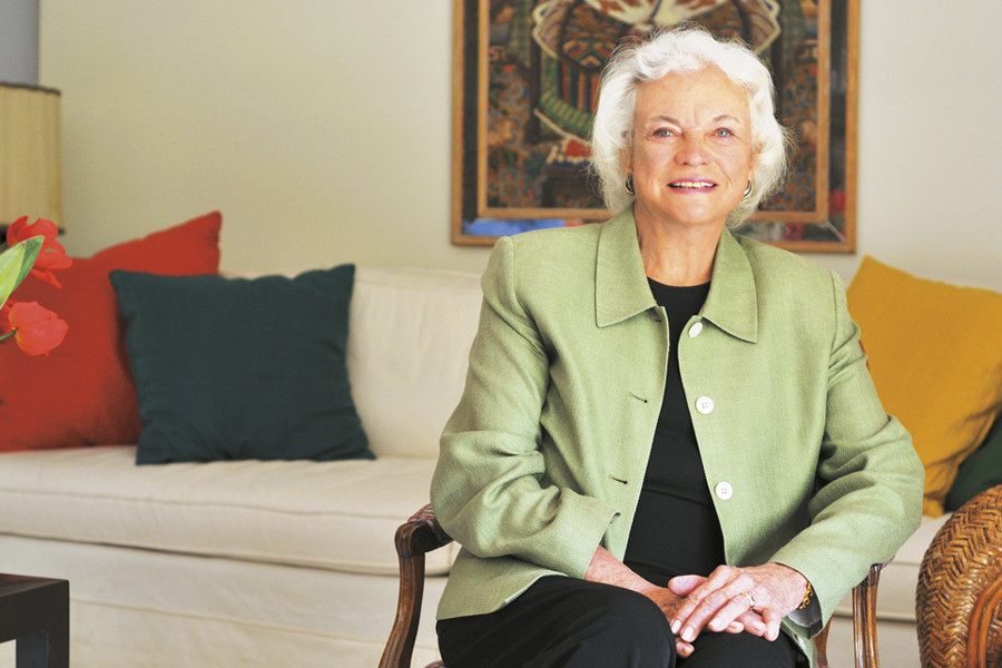 Sandra Day O'Connor, Supreme Court Justice