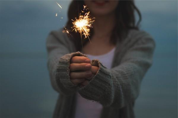 sparkler, fireworks safety