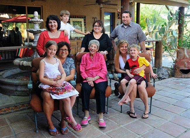 AZ generations