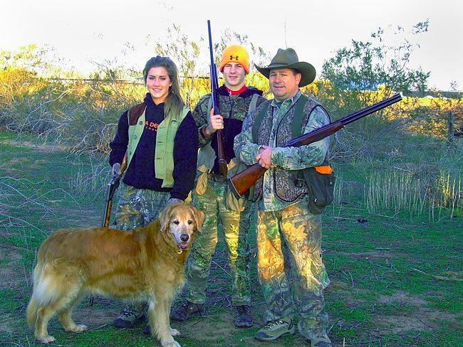 Hunting Heritage Arizona families