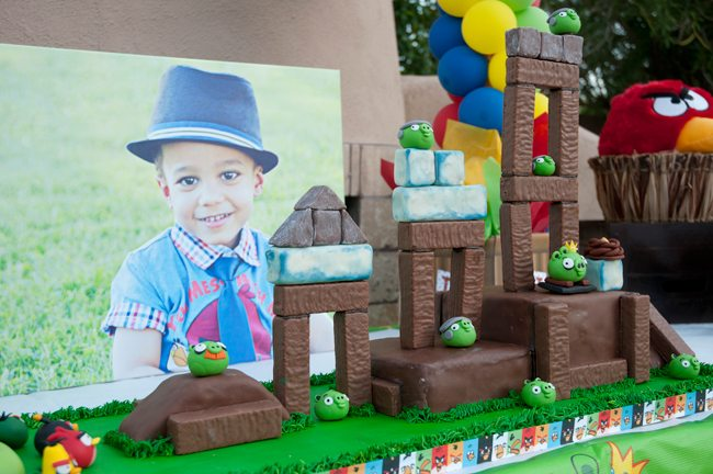Angry Birds Birthday Party Theme By Erika Rowe   October 2012
