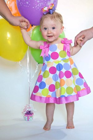 Stephanie Dixon, annual child photos, birthday photos, photo sessions