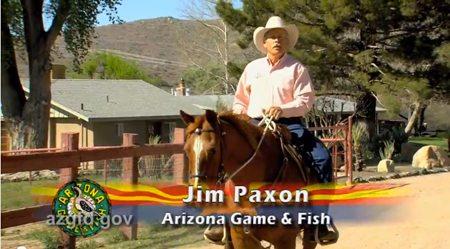 Arizona Game and Fish Wildlife Views video Jim Paxon