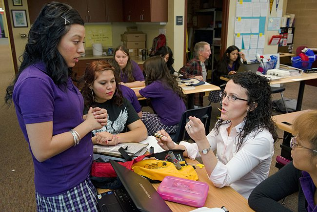 Phoenix Girls LEadership Academy