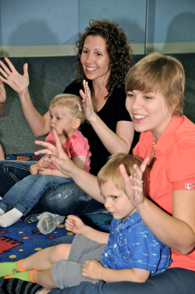 parent-tot classes, mommy and me, Music Together in Phoenix