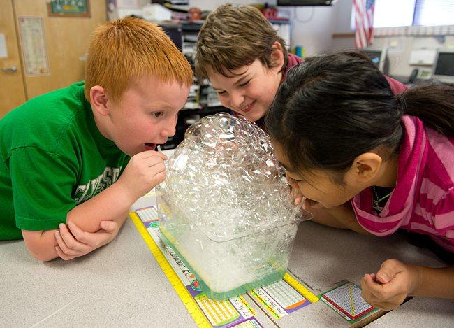 science at Rio Vista Elementary