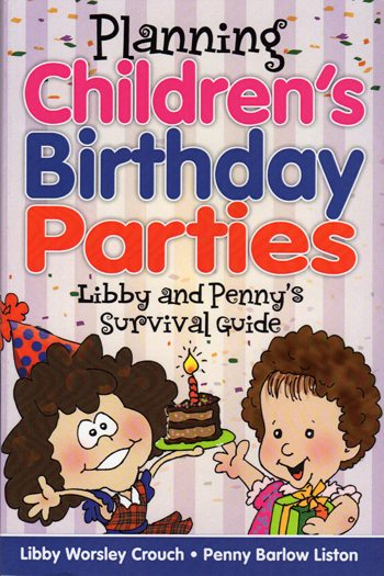 children's birthday party planning