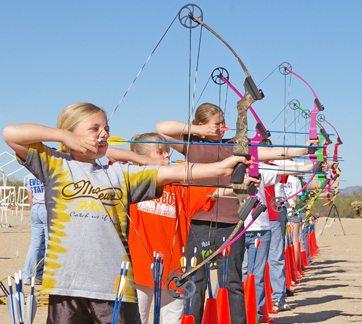 Ben Avery, archery, Phoenix, Arizona
