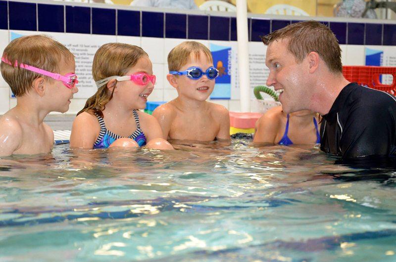 swim programs, Arizona, kids, teens, Phoenix, swim lessons