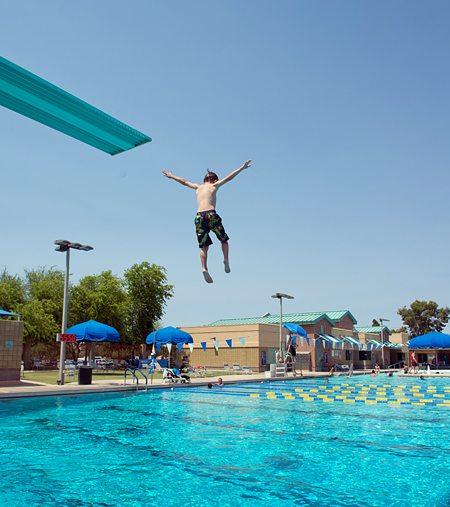 Eldorado pool Scottsdale
