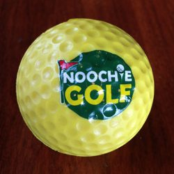 Noochie Golf Ball