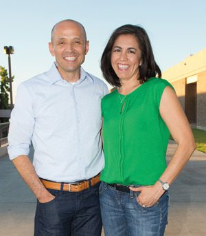 David Garcia, Lori Higuera, Mesa High School, Arizona, campaign, education, Superintendent of Schools,