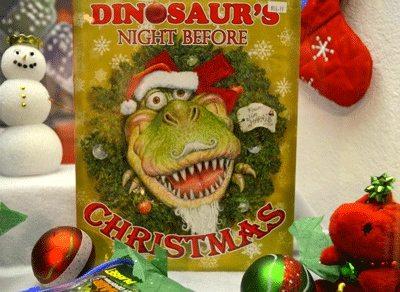 dinosaur book, holiday gift, Arizona Museum of Natural History, holiday shopping tips for parents