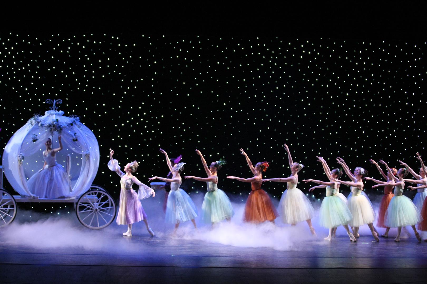 Ballet Etudes performs Cinderella