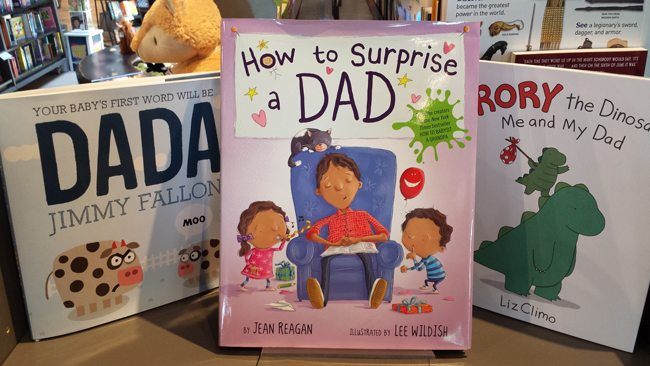 children's books for Father's Day