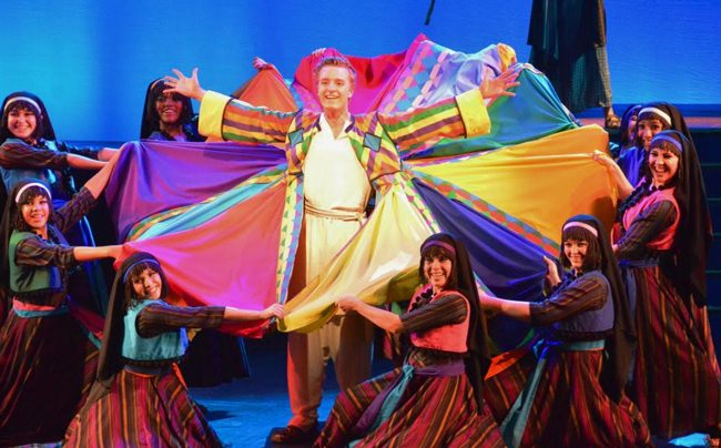 Valley Youth Theatre Joseph and the Amazing Technicolor Dreamcoat