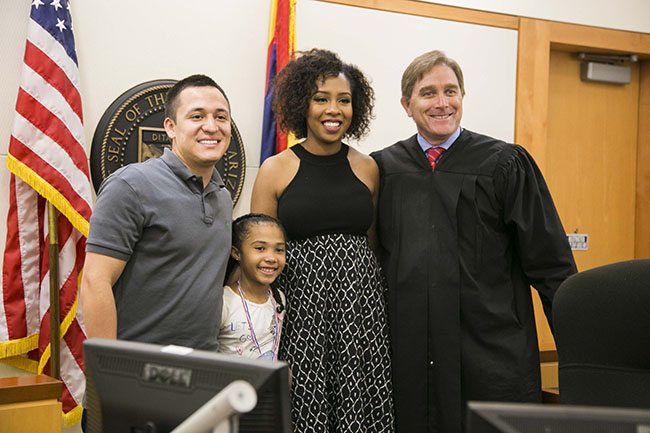 National Adoption Day, Arizona