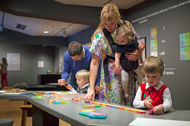 January art events for families