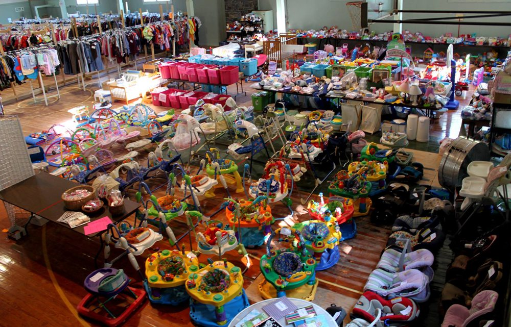 Paradise Valley Mothers of Multiples, PV mom, spring sale, children's clothing