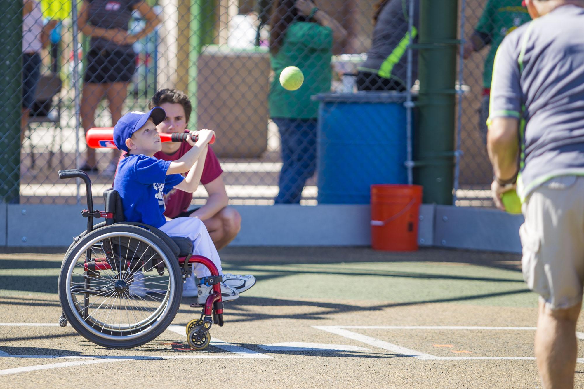 Miracle League, Arizona, Haren Field, Scottsdale, adaptive sports
