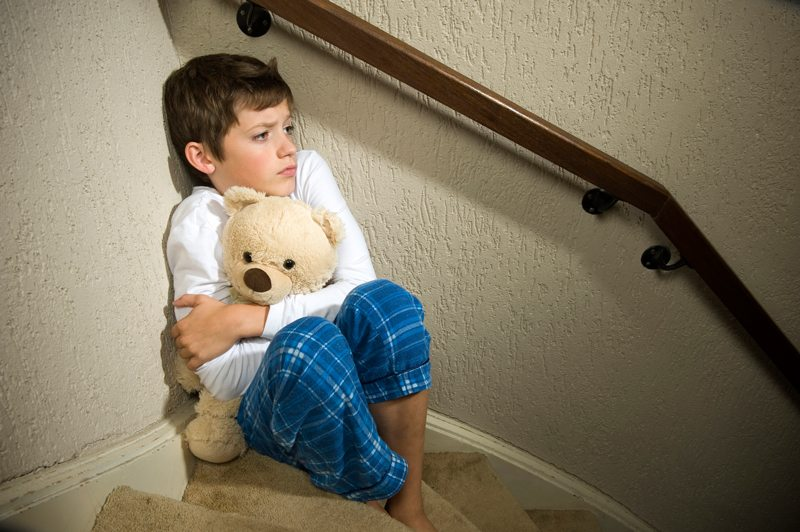 child sexual abuse, prevention, signs of