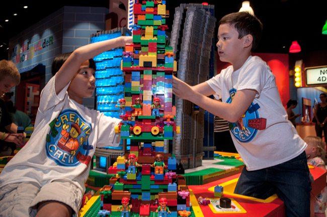 Legoland Discovery Center, Tempe, Arizona