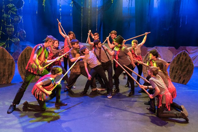 Paradise Valley schools, North Valley Arts Academies, Peter and the Starcatcher