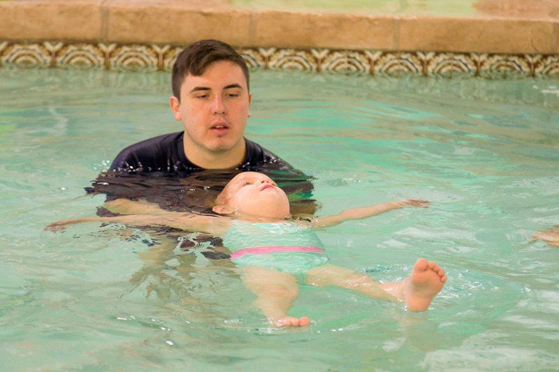 autism, swim lessons, Mesa, Arizona, Swimkids USA
