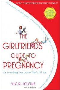 The Girlfriend's Guide to Pregnancy, books about pregnancy, pregnancy pampering