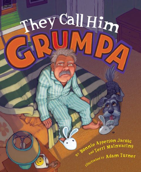 They Call Him Grumpa, Yellow Pencil Books, Arizona, authors, teachers