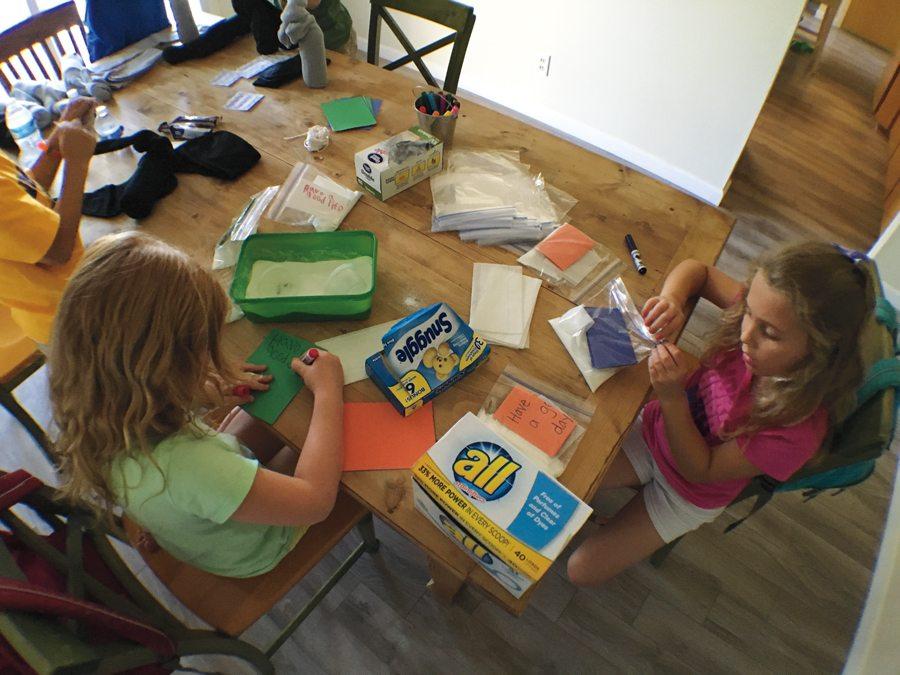 volunteering, kids, Phoenix, Arizona, parenting, giving back