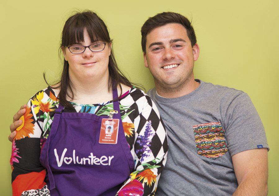 Julia Bahanah, Down Syndrome Clinic, Phoenix Children's Hospital, Raising Special Kids, Down syndrome