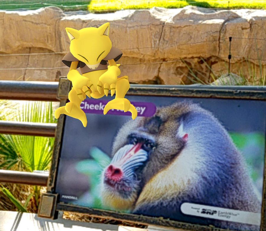 The Phoenix Zoo is embracing the Pokemon Go craze and says it is home to more than 30.