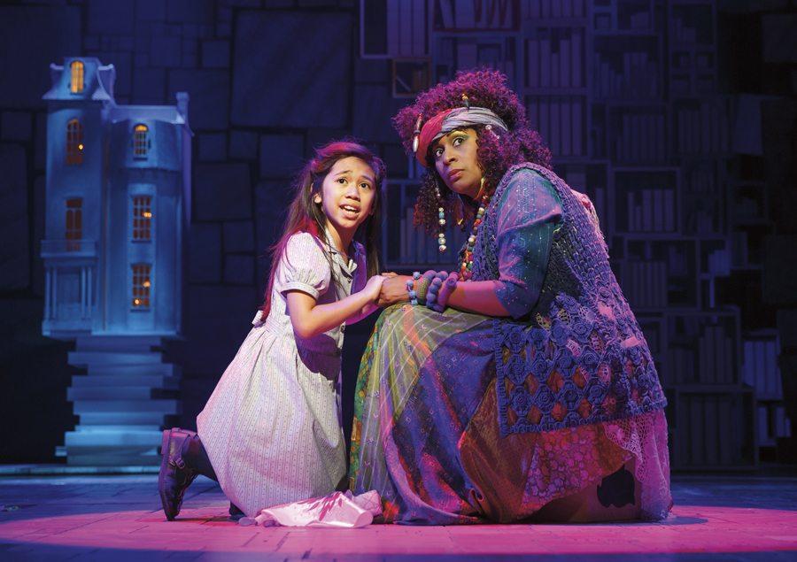 """Feb. 7-12: """"Matilda the Musical"""" at ASU Gammage. Photo by Joan Marcus."""