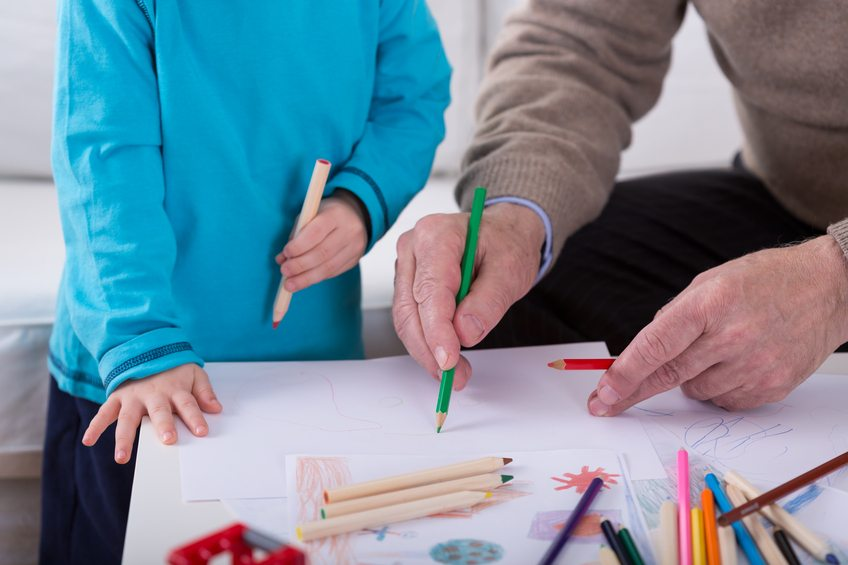 Changing Hands hosts a free Build-A-Book workshop for Grandparents Day.