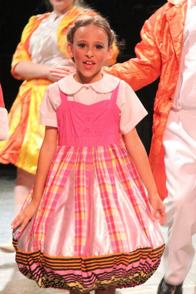 """Sam Hizme plays Cindy Lou Who in """"Seussical."""" Photo by Renee Ashlock; courtesy of Scottsdale Desert Stages Theatre."""