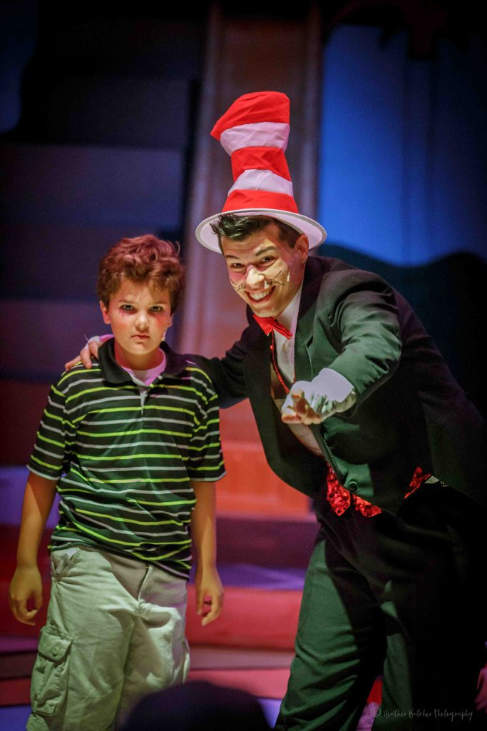 """""""Seussical"""" at Scottsdale's Desert Stages Theatre."""
