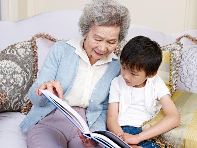 Grandparents Day, picture books, grandparents, books, reading