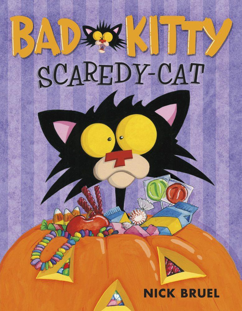 Halloween books, Bad Kitty