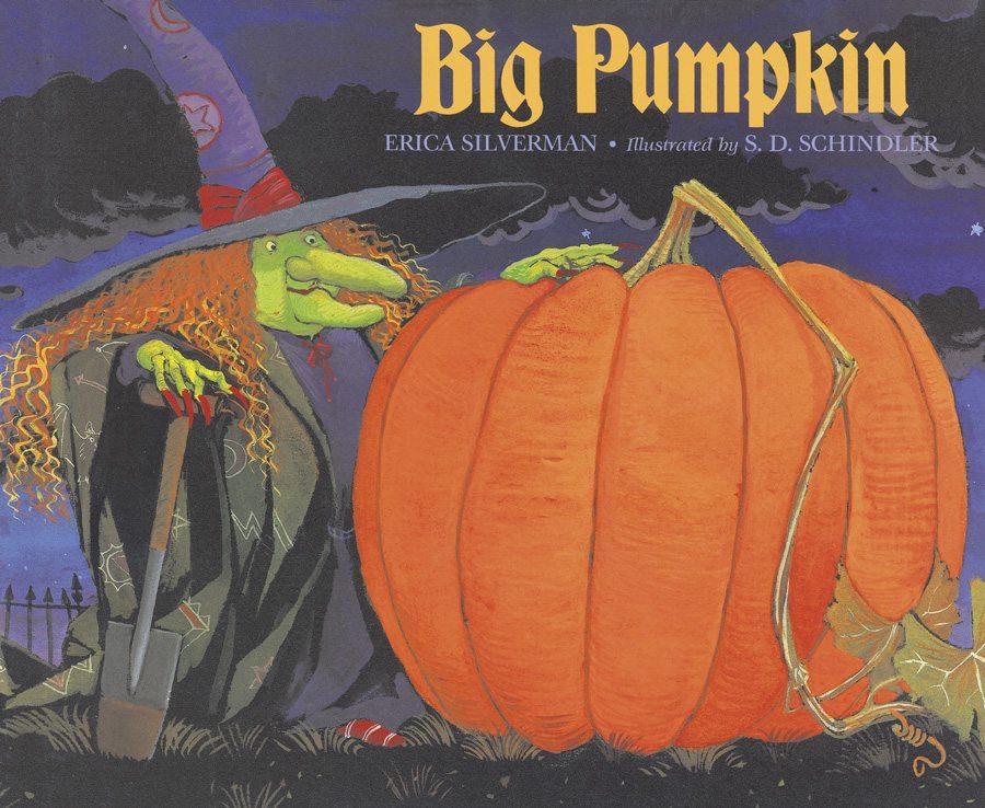 Halloween books, Big Pumpkin
