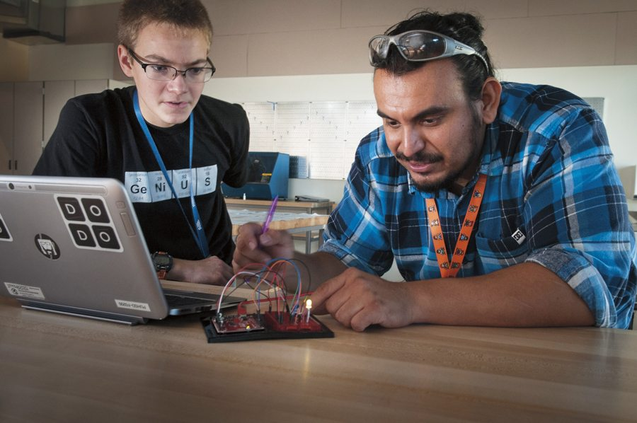 Phoenix Coding Academy, Phoenix Union High School District, specialty high school, Phoenix, Arizona
