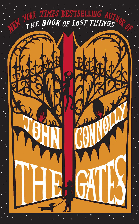 Halloween books, The Gates