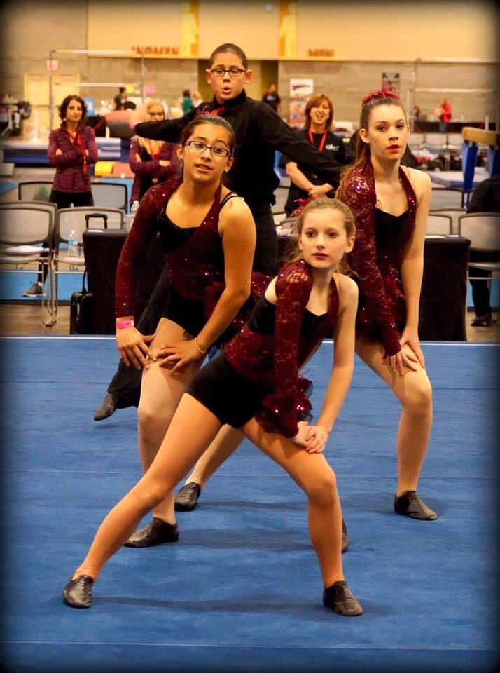 Courtesy of facebook.com/ArizonaSunraysGymnasticsDanceCenter