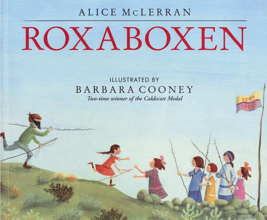 Southwest children's books, Roxaboxen