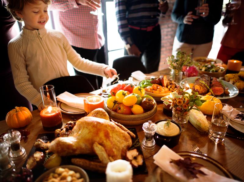 gratitude, Thanksgiving
