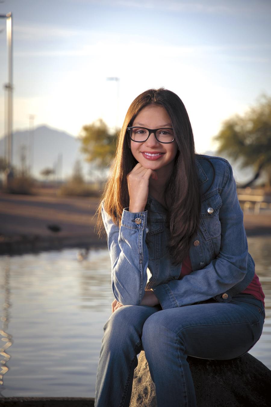 Aleena Valdez, Girls for Progress, entrepreneur, Phoenix, Arizona