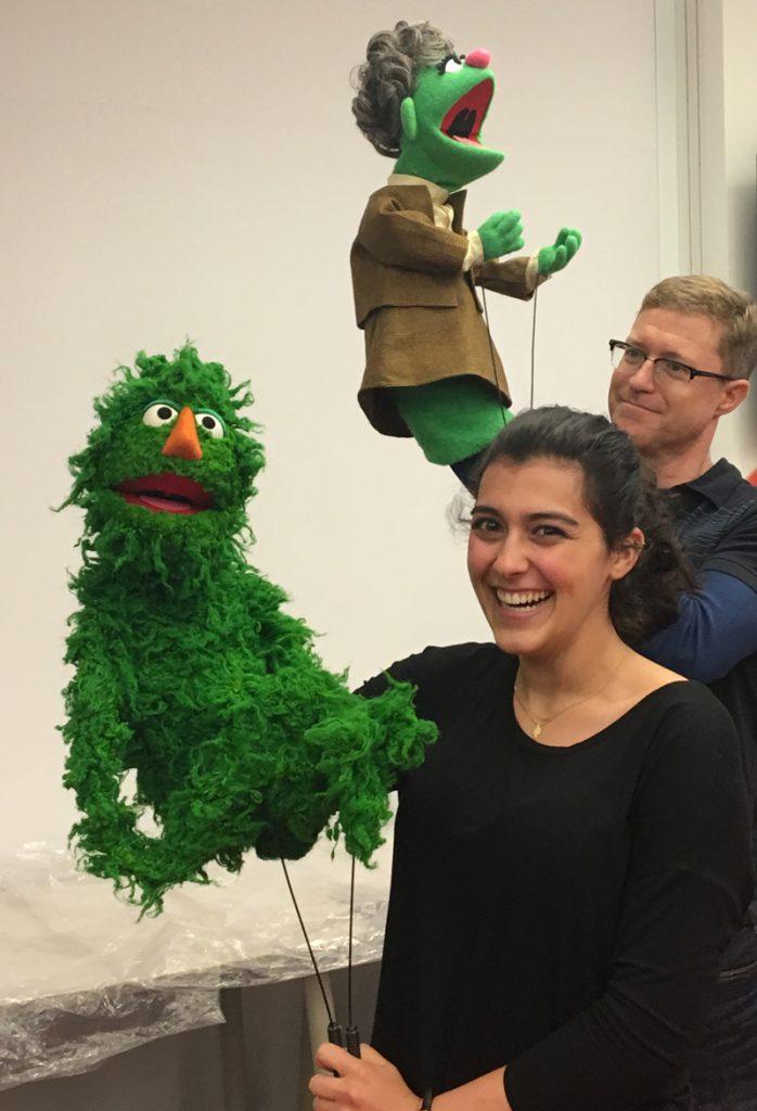 Emma Zang-Schwartz, Sesame Workshop, Raising Arizona Kids magazine, RAK interns