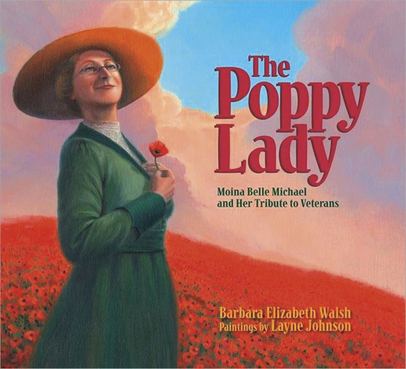 Memorial Day books, The Poppy Lady